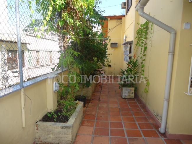 QUINTAL - Casa à venda Rua Assunção,Botafogo, Rio de Janeiro - R$ 2.800.000 - JBCA50001 - 15