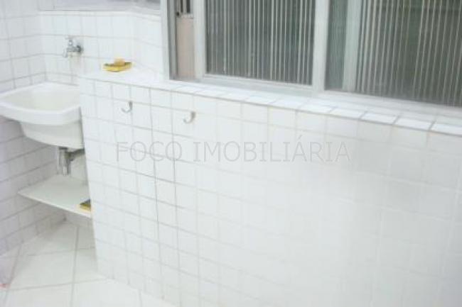 ÁREA SERVIÇO - Apartamento à venda Rua Visconde de Pirajá,Ipanema, Rio de Janeiro - R$ 790.000 - FLAP10086 - 19
