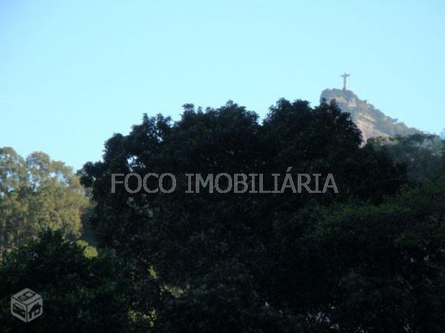 VISTA - Casa à venda Rua Campo Belo,Laranjeiras, Rio de Janeiro - R$ 3.360.000 - FLCA40012 - 7