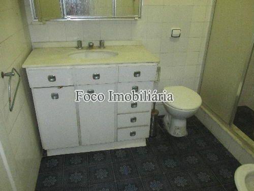 BANHEIRO - Apartamento à venda Rua Antônio Parreiras,Ipanema, Rio de Janeiro - R$ 950.000 - FA23362 - 4