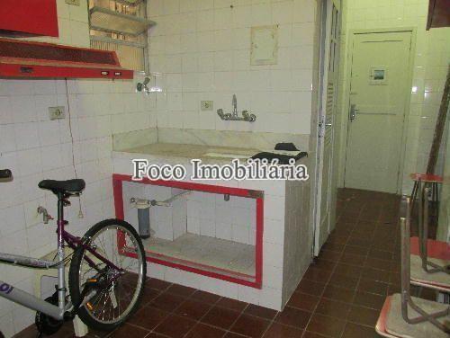 COZINHA - Apartamento à venda Rua Antônio Parreiras,Ipanema, Rio de Janeiro - R$ 950.000 - FA23362 - 5
