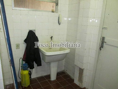 ÁREA SERVIÇO - Apartamento à venda Rua Antônio Parreiras,Ipanema, Rio de Janeiro - R$ 950.000 - FA23362 - 15