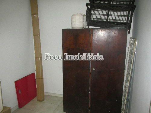 QUARTO EMPREGADA - Apartamento à venda Rua Antônio Parreiras,Ipanema, Rio de Janeiro - R$ 950.000 - FA23362 - 16