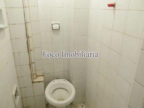 BANHEIRO EMPREGDA - Apartamento à venda Rua Antônio Parreiras,Ipanema, Rio de Janeiro - R$ 950.000 - FA23362 - 17