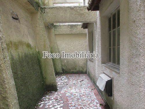 ÁREA EXTERNA - Apartamento à venda Rua Antônio Parreiras,Ipanema, Rio de Janeiro - R$ 950.000 - FA23362 - 6