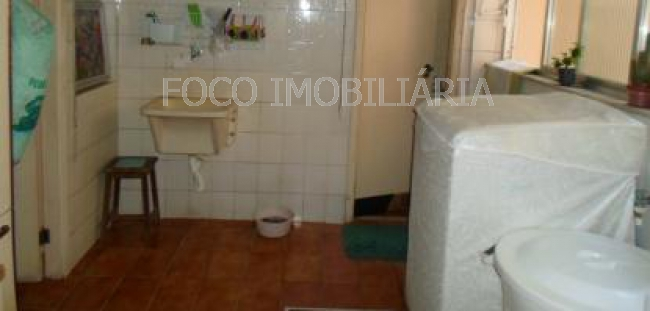 ÁREA SERVIÇO - Apartamento à venda Rua Paula Freitas,Copacabana, Rio de Janeiro - R$ 2.200.000 - FLAP30177 - 18