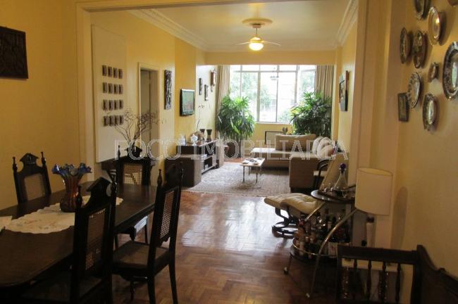 SALÃO  - Apartamento à venda Rua Pinheiro Machado,Laranjeiras, Rio de Janeiro - R$ 1.200.000 - FLAP30206 - 1