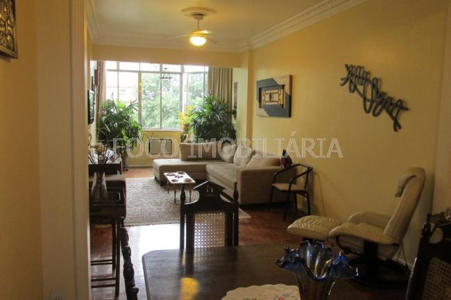 SALÃO - Apartamento à venda Rua Pinheiro Machado,Laranjeiras, Rio de Janeiro - R$ 1.200.000 - FLAP30206 - 10