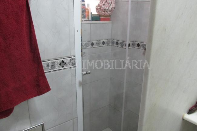 BANHEIRO SOCIAL - Apartamento à venda Rua Pinheiro Machado,Laranjeiras, Rio de Janeiro - R$ 1.200.000 - FLAP30206 - 17