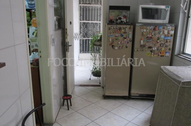 ÁREA SERVIÇO - Apartamento à venda Rua Pinheiro Machado,Laranjeiras, Rio de Janeiro - R$ 1.200.000 - FLAP30206 - 19