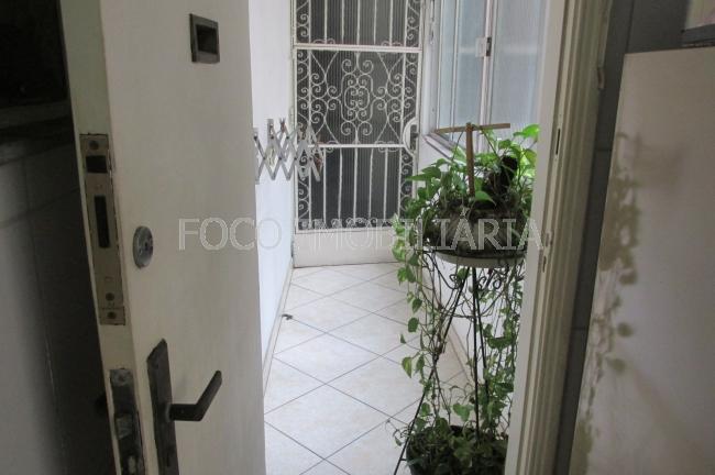 ENTRADA SERVIÇO PRIVADA - Apartamento à venda Rua Pinheiro Machado,Laranjeiras, Rio de Janeiro - R$ 1.200.000 - FLAP30206 - 21