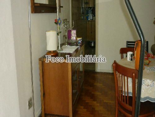 SALA - Apartamento à venda Avenida Nossa Senhora de Copacabana,Copacabana, Rio de Janeiro - R$ 715.000 - FA23503 - 3