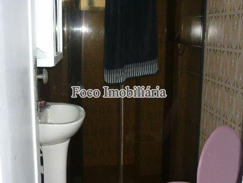 BANHEIRO - Apartamento à venda Avenida Nossa Senhora de Copacabana,Copacabana, Rio de Janeiro - R$ 715.000 - FA23503 - 4