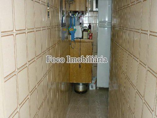 COZINHA - Apartamento à venda Avenida Nossa Senhora de Copacabana,Copacabana, Rio de Janeiro - R$ 715.000 - FA23503 - 13