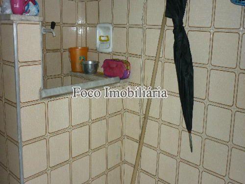 ÁREA SERVIÇO - Apartamento à venda Avenida Nossa Senhora de Copacabana,Copacabana, Rio de Janeiro - R$ 715.000 - FA23503 - 5