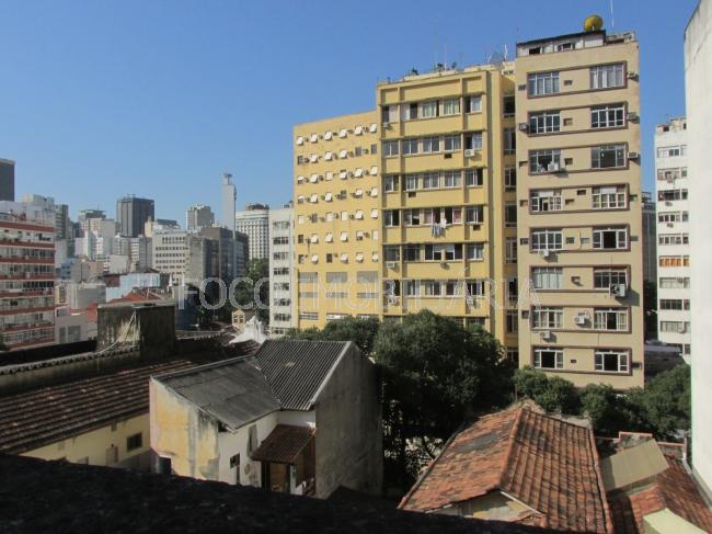 VISTA - Casa à venda Rua Joaquim Silva,Centro, Rio de Janeiro - R$ 650.000 - FLCA30009 - 12