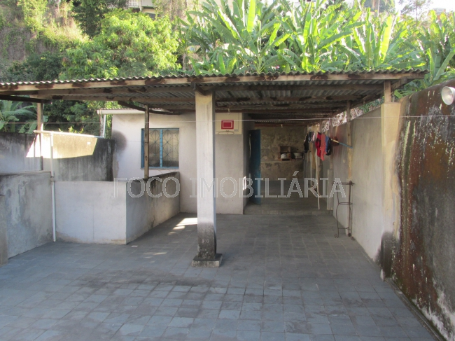 TERRAÇO - Casa à venda Rua Joaquim Silva,Centro, Rio de Janeiro - R$ 650.000 - FLCA30009 - 10