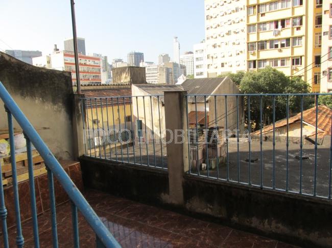 TERRAÇO - Casa à venda Rua Joaquim Silva,Centro, Rio de Janeiro - R$ 650.000 - FLCA30009 - 27