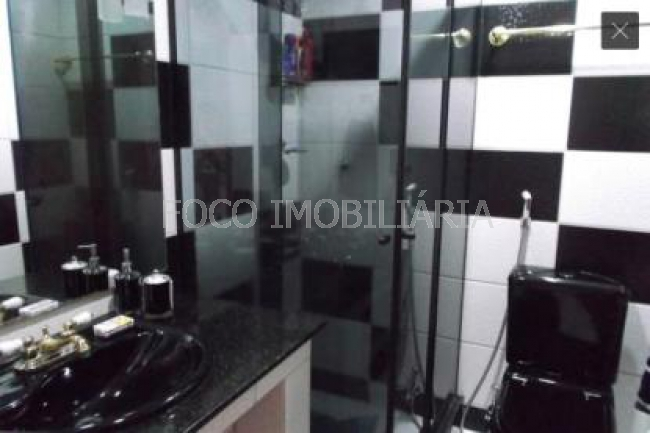 BANHEIRO SOCIAL - Apartamento à venda Rua Assis Brasil,Copacabana, Rio de Janeiro - R$ 950.000 - FLAP20261 - 19
