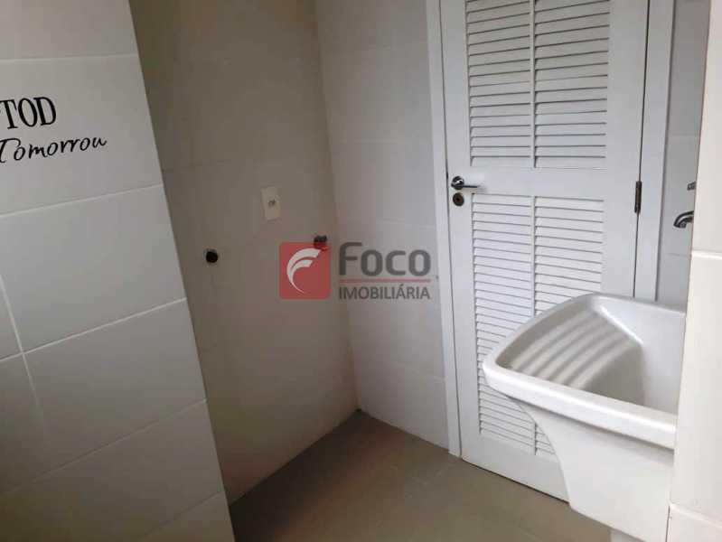ÁREA SERVIÇO - Apartamento à venda Rua Andrade Pertence,Catete, Rio de Janeiro - R$ 790.000 - FLAP22394 - 16