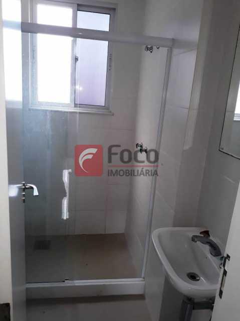 BANHEIRO SOCIAL - Apartamento à venda Rua Andrade Pertence,Catete, Rio de Janeiro - R$ 820.000 - FLAP22395 - 14