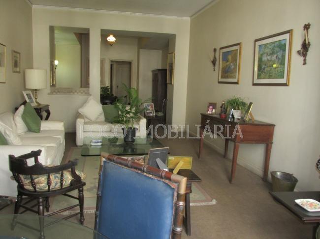 SALA - Apartamento à venda Avenida Nossa Senhora de Copacabana,Copacabana, Rio de Janeiro - R$ 880.000 - FLAP30268 - 3