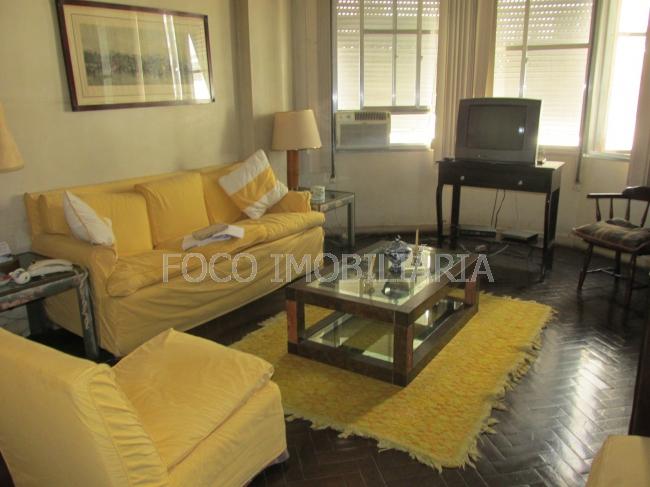 SALA - Apartamento à venda Avenida Nossa Senhora de Copacabana,Copacabana, Rio de Janeiro - R$ 880.000 - FLAP30268 - 6
