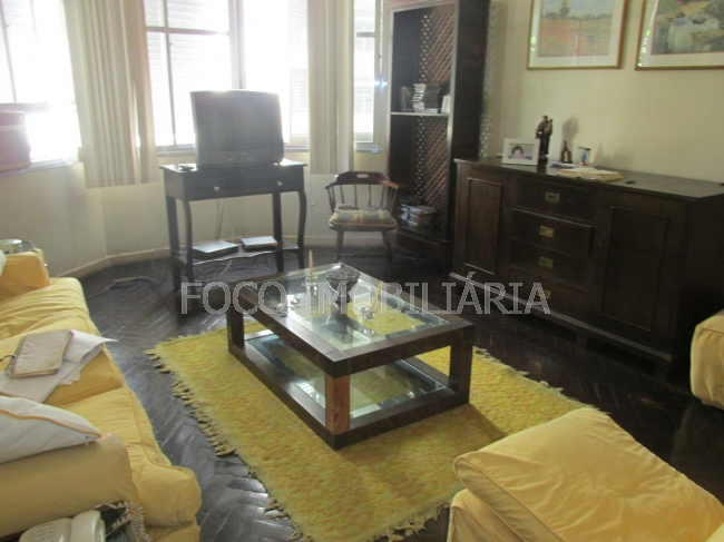 SALA - Apartamento à venda Avenida Nossa Senhora de Copacabana,Copacabana, Rio de Janeiro - R$ 880.000 - FLAP30268 - 8