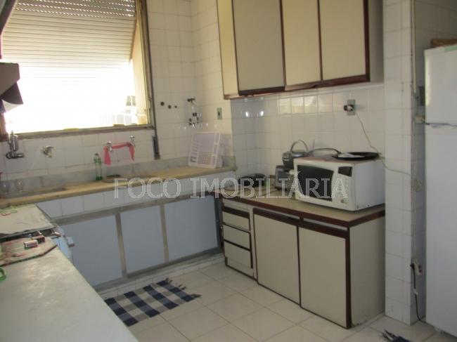 COZINHA - Apartamento à venda Avenida Nossa Senhora de Copacabana,Copacabana, Rio de Janeiro - R$ 880.000 - FLAP30268 - 20