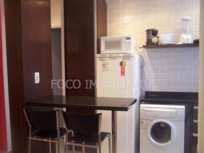 COZINHA - Apartamento à venda Rua Gomes Carneiro,Ipanema, Rio de Janeiro - R$ 920.000 - FLAP10184 - 5