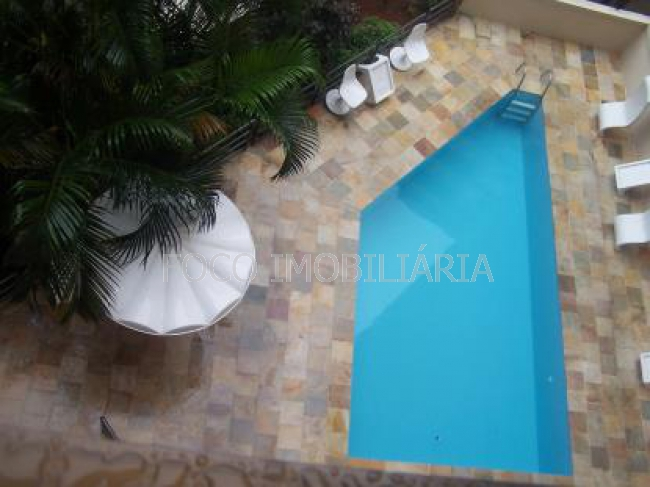 PISCINA - Apartamento à venda Rua Gomes Carneiro,Ipanema, Rio de Janeiro - R$ 920.000 - FLAP10184 - 1