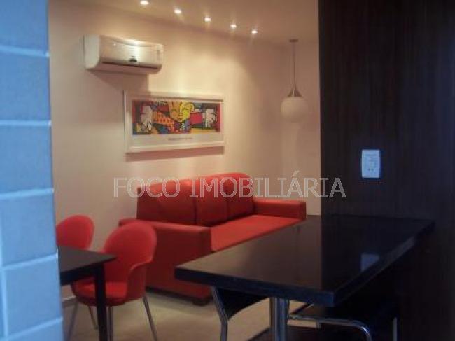 SALA - Apartamento à venda Rua Gomes Carneiro,Ipanema, Rio de Janeiro - R$ 920.000 - FLAP10184 - 10