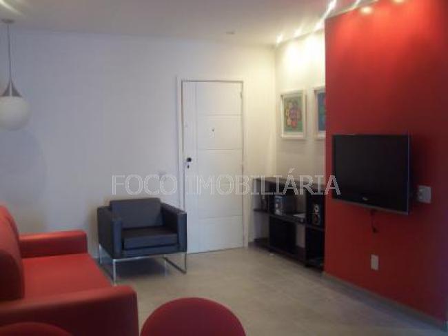 SALA - Apartamento à venda Rua Gomes Carneiro,Ipanema, Rio de Janeiro - R$ 920.000 - FLAP10184 - 11