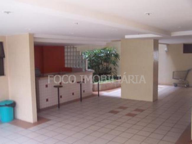 ÁREA DA PISCINA - Apartamento à venda Rua Gomes Carneiro,Ipanema, Rio de Janeiro - R$ 920.000 - FLAP10184 - 16