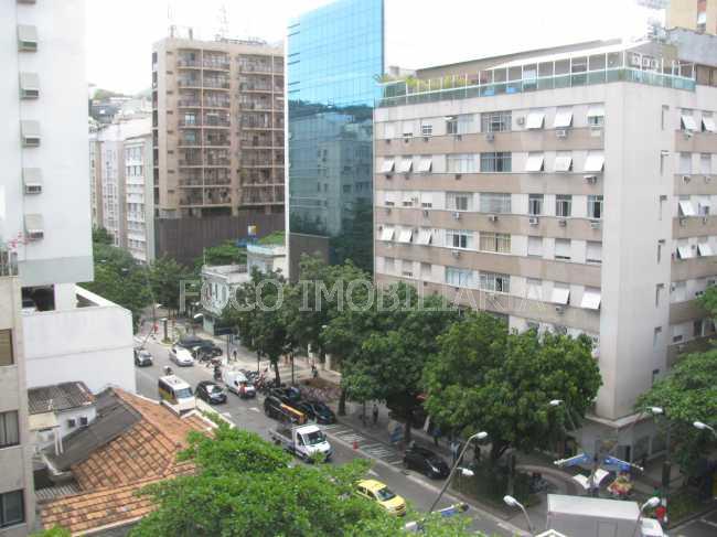 VISTA  - Apartamento à venda Avenida Ataulfo de Paiva,Leblon, Rio de Janeiro - R$ 860.000 - FLAP10222 - 1