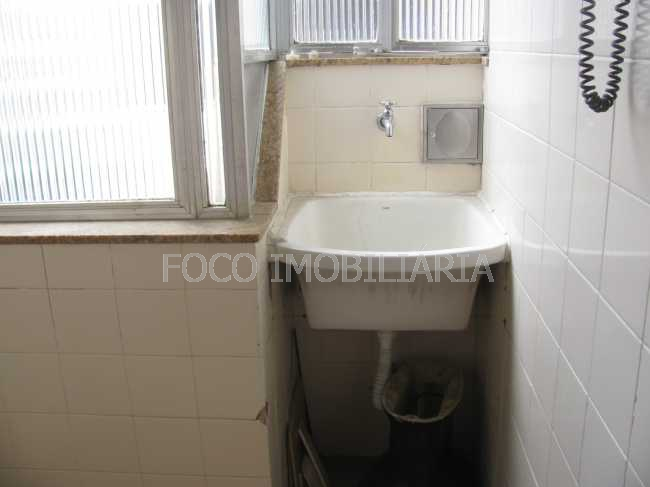 ÁREA SERVIÇO - Apartamento à venda Avenida Ataulfo de Paiva,Leblon, Rio de Janeiro - R$ 860.000 - FLAP10222 - 7