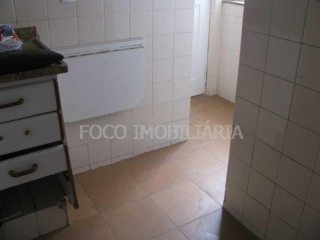 COZINHA - Apartamento à venda Avenida Ataulfo de Paiva,Leblon, Rio de Janeiro - R$ 860.000 - FLAP10222 - 6
