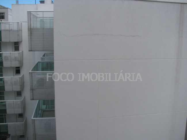 VISTA QUARTO - Apartamento à venda Avenida Ataulfo de Paiva,Leblon, Rio de Janeiro - R$ 860.000 - FLAP10222 - 15