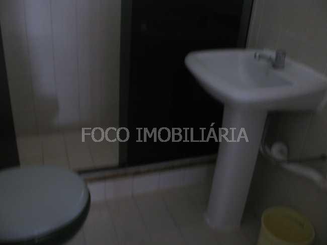 BANHEIRO - Apartamento à venda Avenida Ataulfo de Paiva,Leblon, Rio de Janeiro - R$ 860.000 - FLAP10222 - 16