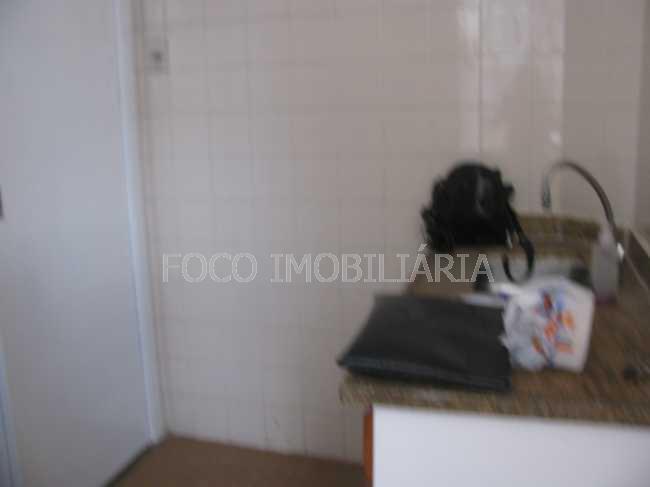 COZINHA - Apartamento à venda Avenida Ataulfo de Paiva,Leblon, Rio de Janeiro - R$ 860.000 - FLAP10222 - 18