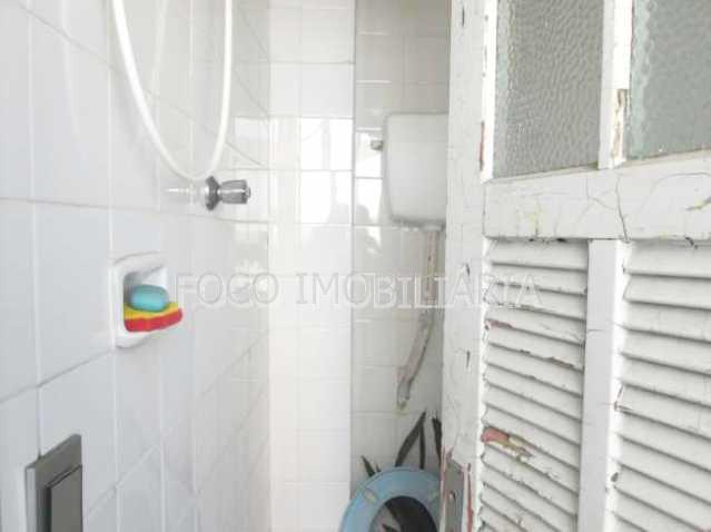 BANHEIRO EMPREGADA - Apartamento à venda Rua Buarque de Macedo,Flamengo, Rio de Janeiro - R$ 850.000 - FLAP30366 - 24
