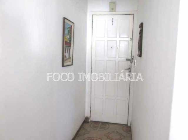 HALL ENTRADA - Apartamento à venda Rua Buarque de Macedo,Flamengo, Rio de Janeiro - R$ 850.000 - FLAP30366 - 7