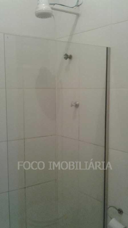 BANHEIRO SOCIAL - Apartamento à venda Rua Pedro Américo,Catete, Rio de Janeiro - R$ 340.000 - FLAP20445 - 16