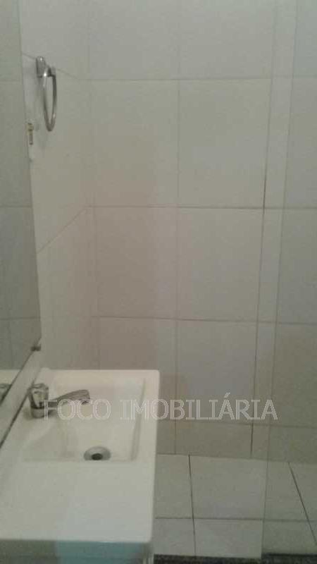 BANHEIRO SOCIAL - Apartamento à venda Rua Pedro Américo,Catete, Rio de Janeiro - R$ 340.000 - FLAP20445 - 4