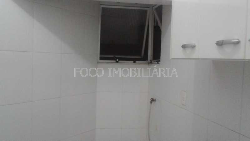 COZINHA - Apartamento à venda Rua Pedro Américo,Catete, Rio de Janeiro - R$ 340.000 - FLAP20445 - 18