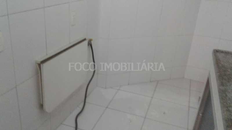 ÁREA SERVIÇO - Apartamento à venda Rua Pedro Américo,Catete, Rio de Janeiro - R$ 340.000 - FLAP20445 - 20