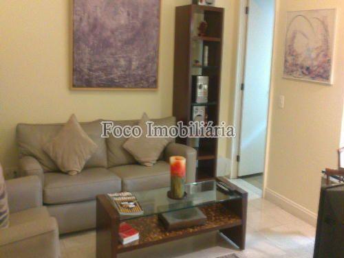 SALA - Apartamento à venda Rua Prudente de Morais,Ipanema, Rio de Janeiro - R$ 1.850.000 - FA23725 - 1
