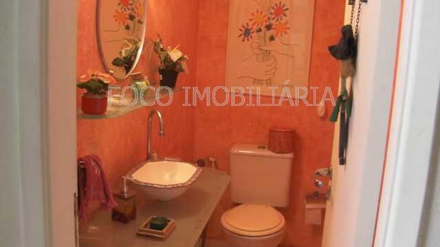 15 - Casa à venda Rua Casuarina,Humaitá, Rio de Janeiro - R$ 4.980.000 - JBCA40003 - 12