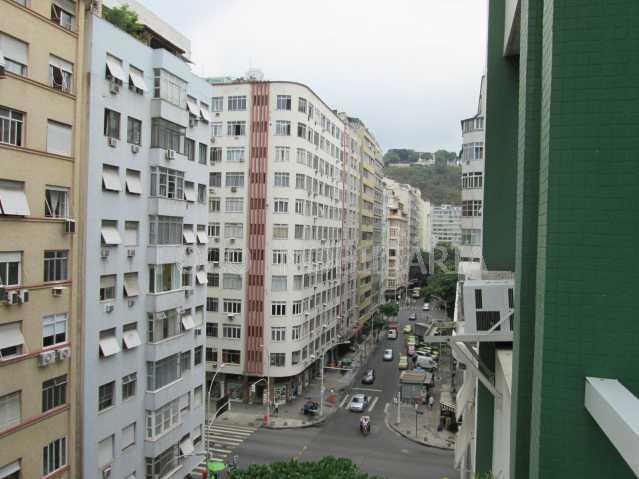 VISTA - Kitnet/Conjugado 30m² à venda Avenida Prado Júnior,Copacabana, Rio de Janeiro - R$ 580.000 - FLKI00141 - 17