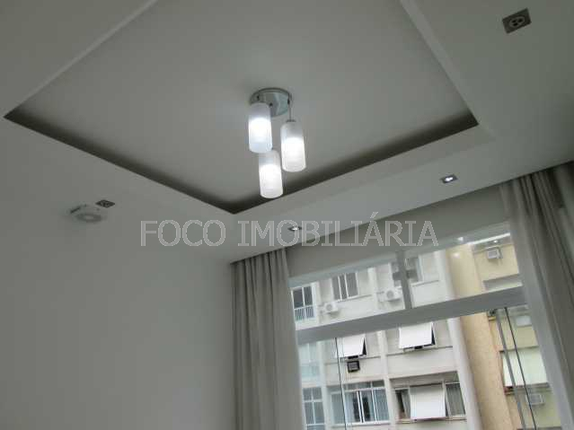 QUARTO - Kitnet/Conjugado 30m² à venda Avenida Prado Júnior,Copacabana, Rio de Janeiro - R$ 580.000 - FLKI00141 - 9